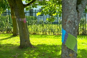'Tree in a row' by The Guerilla Girls