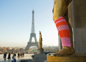 yarnbomb paris